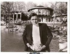 johnny cash house - Hendersonville TN - My godfather, & parents frequented his home