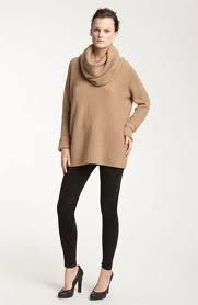 vince camel cowl neck sweater - Google Search