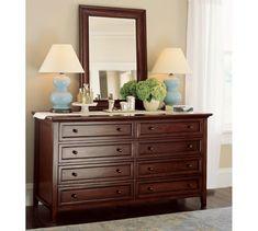 bedroom dresser decorating ideas | St. George Dresser, 8 Drawers ...