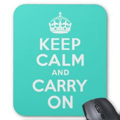 =>>Cheap          	Turquoise Keep Calm and Carry On Mousepads           	Turquoise Keep Calm and Carry On Mousepads in each seller & make purchase online for cheap. Choose the best price and best promotion as you thing Secure Checkout you can trust Buy bestHow to          	Turquoise Keep Calm ...Cleck Hot Deals >>> http://www.zazzle.com/turquoise_keep_calm_and_carry_on_mousepads-144899732463573989?rf=238627982471231924&zbar=1&tc=terrest