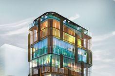 LoftUp 7.60 / WorkUp 5.50 | Architect Magazine | Sabri Paşayiğit Design Office (SPDO), Istanbul, TURKEY, Commercial, Office, New Construction