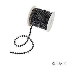 Black Spool of Pearls (x2)