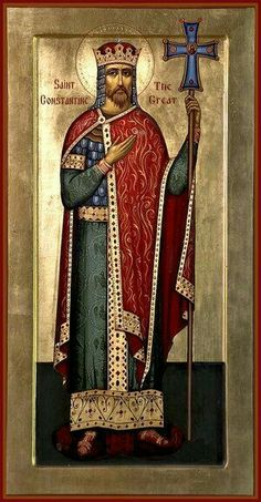 St. Constantine the Great
