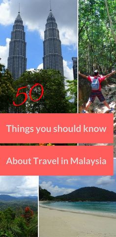 Best things to do in Malaysia | Malaysia travel attractions | Top things to see in Malaysia | Things to know about Malaysia | Facts about Malaysia | Food in Malaysia | Tourists in Malaysia | Tourism | Costs in Malaysia | Transports in Malaysia | destinations in Malaysia | Travel in Malaysia