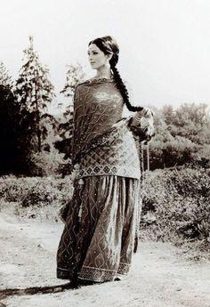 Beautiful punjabi sharara