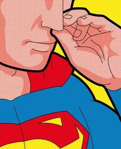 Les super-héros ordinaires... ;o)