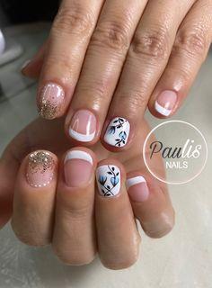 Paris Nails, Semi Permanente, Dali, Manicures, Hair And Nails, Acrylic Nails, Nail Designs, Nail Art, Makeup