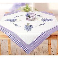 Aprende cómo coser el dobladillo de un mantel cuadrado o rectángular ~ cositasconmesh