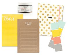 Too Cool For School: 10 Must-Have Office Supplies For Grown-Ups - The Chalkboard