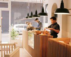 Monocle Café, London hotels and restaurants