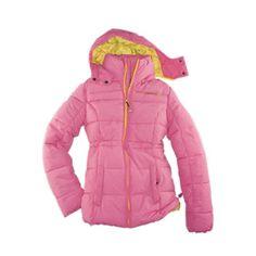 EIGHT2NINE - Retrospective Steppjacke real pink for Women - Jetzt bei FASHION5 - Dein Online Store für Young Fashion - www.FASHION5.de