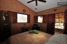 Casa Rancho is a charming compound built in the Mexican Ranch style with 3 separate and private areas. They all offer economical options with individual rooms available either with shared or private bathrooms or the entire 3 bedroom Main House can be rented privately. And all enjoy the beautiful, sparkling swimming pool.