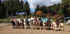 Japans första internationella tävling i Beridet bågskytte! Del 2. - Hästliv