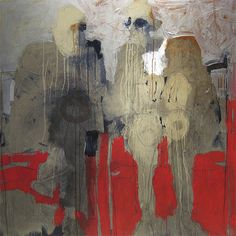 Catherine Woskow - SITTING RED