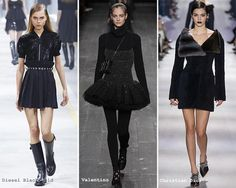 Fall/ Winter 2016-2017 Color Trends: Black