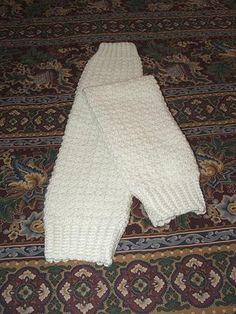 Ravelry: Draft Dodger Leg Warmers pattern by Carol Ballard Crochet Boot Cuffs, Crochet Leg Warmers, Crochet Boots, Crochet Slippers, Knit Lace, Crochet For Kids, Easy Crochet, Crochet Baby, Free Crochet
