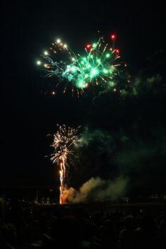 Fireworks in Bar Harbor #maine