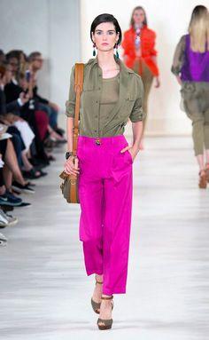 Ralph Lauren Fashion Shows & more details