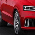 Erstes RS-Modell in der Q-Baureihe: Audi RS Q3 Trailer