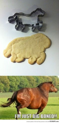 This always happens when I bake cookies..