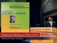 Siddhartha Mukherjee: Creating past Cancer