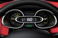 Runault lutecia speed meter