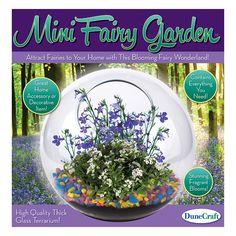 Mini Fairy Garden By Dunecraft