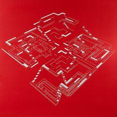 Ernesto Ríos #ErnestoRios #laberintos #labyrinth #mazes #elreydeloslaberintos  #pinturasernestorios #pinturas #paintings #reydeloslaberintos #thekingofthelabyrinths #kingofthelaberints  #blue www.ernestorios.com