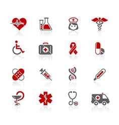 Medical icons on VectorStock Medical Symbols, Medical Icon, Medical Art, Blood Donation Posters, Barcode Tattoo, Medical Photos, Aids Awareness, Pharmacy Design, Discrete Tattoo
