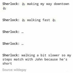 Sherlock Holmes Bbc, Sherlock Fandom, Sherlock John, Watson Sherlock, Jim Moriarty, Sherlock Quotes, Making My Way Downtown, Nerd, Mrs Hudson