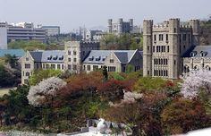 Du học Hàn Quốc tại Đại học Korea ~ Trường học tại Hàn Quốc