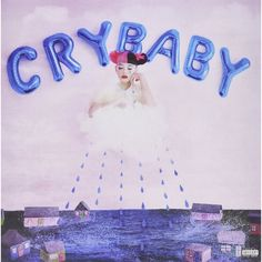 Cry Baby (Explicit)(Vinyl w/Digital Download) ($11) ❤ liked on Polyvore featuring melanie martinez and filler
