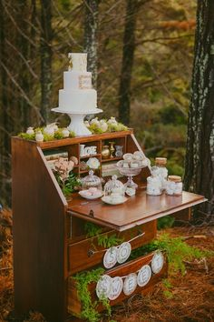 Woodland wedding inspiration that will leave you speechless!