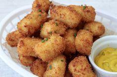 Mashed Potato Tater Tots: Kids finger foods