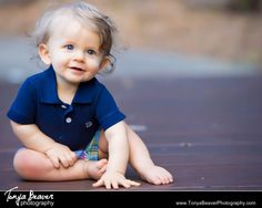 Photo Session with a sweet 8 month old boy :)  Jacksonville, Florida Photography