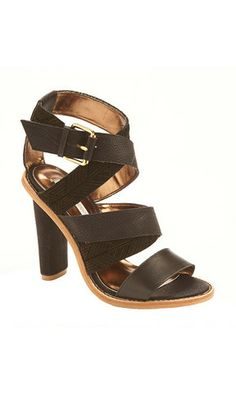 Alisa Strappy Heel | Cynthia Vincent