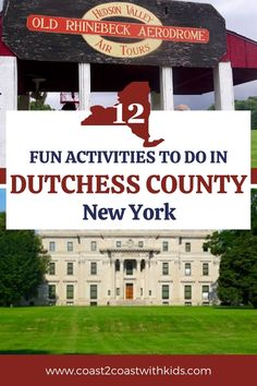 12 family friendly activities in Dutchess County: historical sites, museums, presidential library, water parks, and more! Travel With Kids, Family Travel, Walkway Over The Hudson, Presidential Libraries, Water Parks, Activities To Do, City Guides, Travel Information, Amazing Adventures