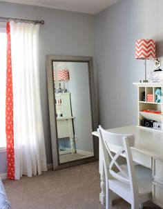 New House to Home: Teen Girl's Room Reveal (Finally!)