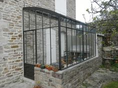 Attached Greenhouse Although early in notion, this pergola has been experiencing a bit of Cottage Extension, House Extension Design, Glass Extension, Dirty Kitchen Design, Sas Entree, Glass Porch, Pavillion, Backyard House, Barn Renovation