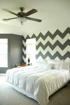 Chevron Wall...