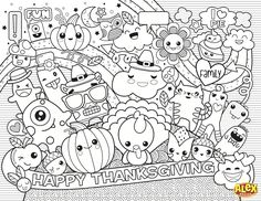Oodles Of FREE Thanksgiving Printables Coloring Pages Activity Sheets Crafts Masks