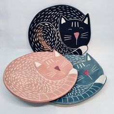 Earthenware Clay, Sgraffito, Ceramic Clay, Ceramic Plates, Ceramic Pottery, Pottery Art, Painted Pottery, Porcelain Ceramic, Slab Pottery