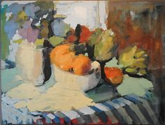 LISA DARIA'S PAINTING A DAY: LARGE PAINTINGS