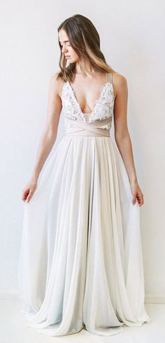 Featured Dress:Truvelle Bridal