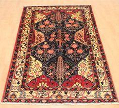 Nomaden traditionell Teppich 223 x 140 cm carpet perserteppich