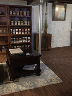 """""""These are perfect ! Really changed our old basement into something comfortable and useable."""" - Cathleen - Use Wood Grain Foam Tiles to remodel your basement into something usable. These tiles are great for basement family rooms and game rooms. Foam Floor Tiles, Foam Flooring, Wood Tile Floors, Rubber Flooring For Basement, Basement Flooring Options, Wood Tiles Design, Basement Family Rooms, Interlocking Floor Tiles, Wooden Pattern"""
