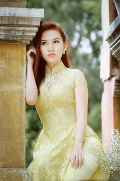 Áo Dài - Hoang My