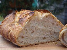 Bruschetta, Banana Bread, Bakery, Food And Drink, Sweets, Foods, Food Food, Food Items