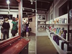Salon O   Grand Re-Opening #salonO #AndreaBeecher #cityhomecollective #saltlakecity #saltlake #city #hair #salon #stylist #interior #design #centralcity
