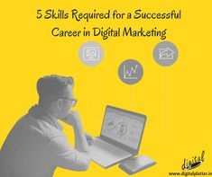 Do you feel you often fall down while climbing the ladder of web marketing career? If yes, then here are some of the best skills that you need to master and then see the difference it makes. Digital Marketing Services, Email Marketing, Content Marketing, Social Media Marketing, Blog Images, Do You Feel, App Development, Ladder, Climbing